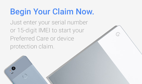 File or Track My Claim | MyDeviceProtect | Assurant